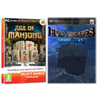 Age of Mahjong & Epic Escapes; Dark Seas Double Pack