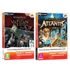 Shadows of the vatican & Legends of Atlantis; Exodus Double Pack