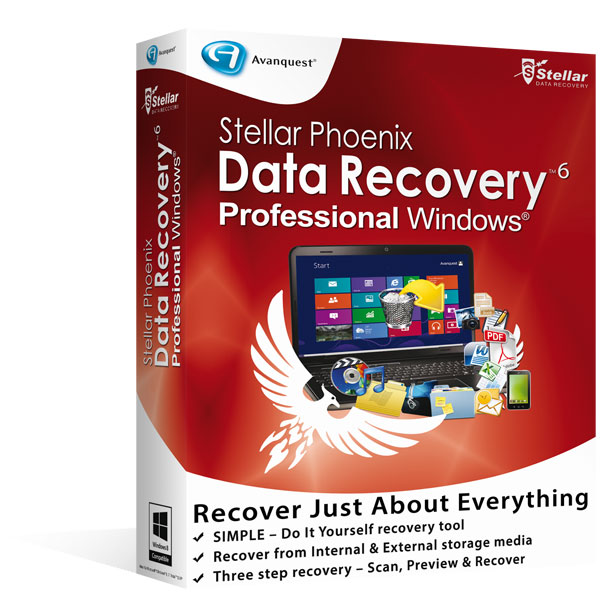 Stellar Phoenix Windows Data Recovery - Professional Edition