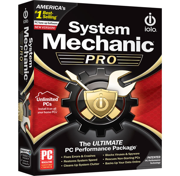 System Mechanic 18 Professional