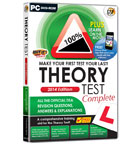 Theory Test Complete 2014