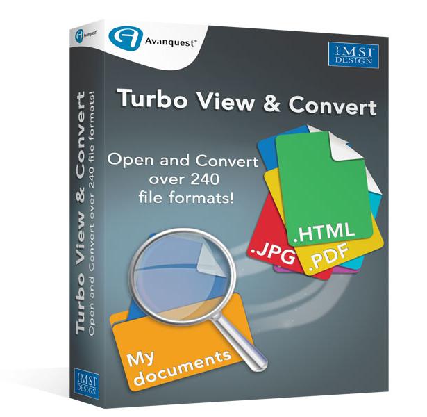 Turbo View & Convert