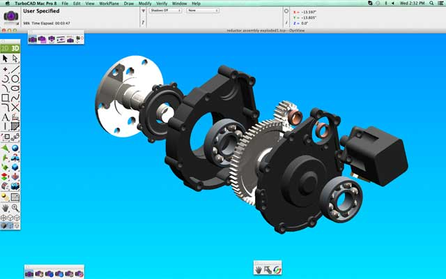 Turbocad Mac Pro V9 Professional 2d 3d Drafting