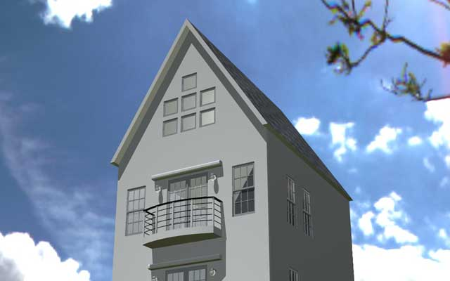 Professional 2D/3D Drafting, Modelling & Rendering