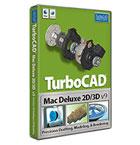 TurboCAD Mac Deluxe 2D/3D V9