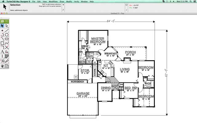 Precision 2D Drafting & Design