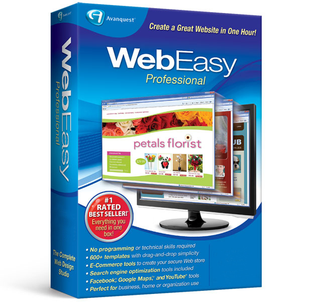 WebEasy 10 Professional