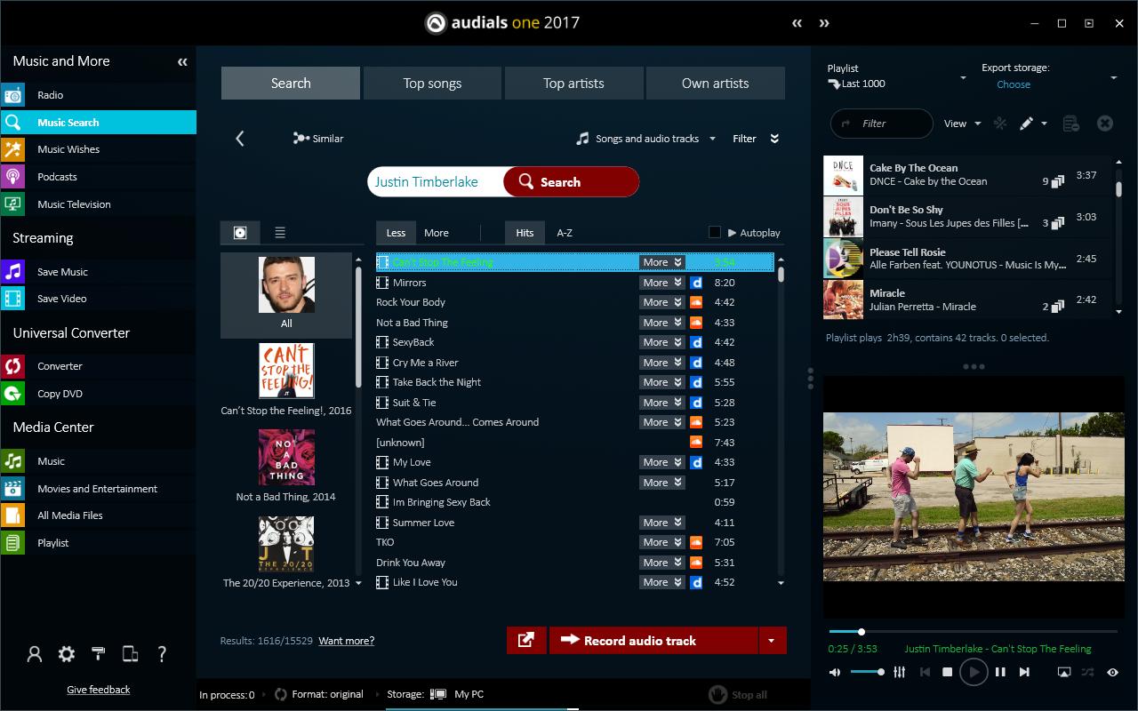 Find, Record, Download Convert & Enjoy Music, Movies, Videos & Radio Stations Anywhere
