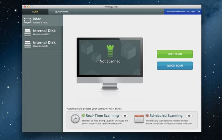 Protect your Mac against malware, strangers, and suspicious applications
