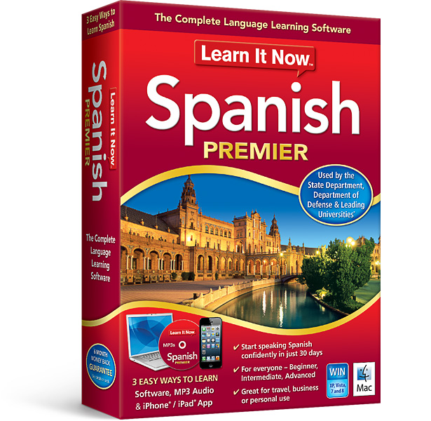 Learn It Now Spanish Premier