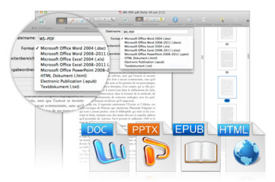 reading pdf docs from a imac