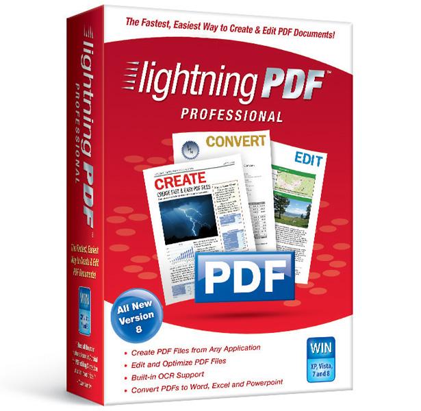Lightning PDF Professional 8