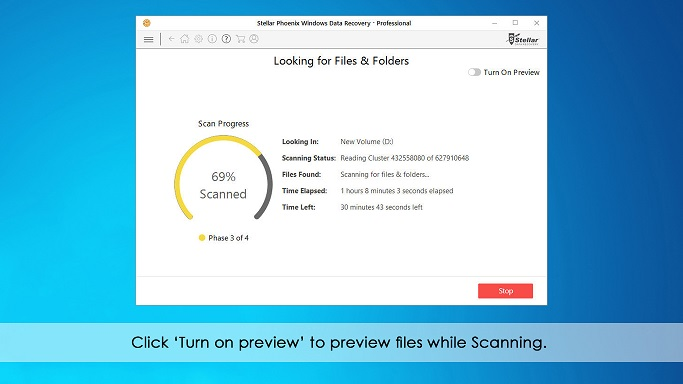 Professional Photo Recovery Software for Windows