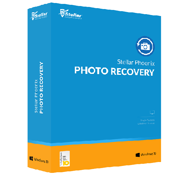 Stellar Phoenix Photo Recovery 7.0for Windows